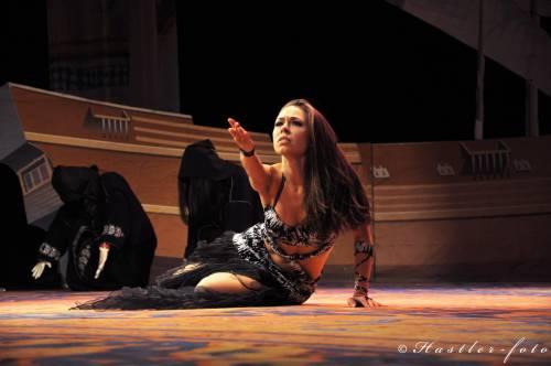 Танец живота. Шоу Камаля Баллана
