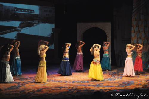 Восточные танцы. Концерт-спектакль